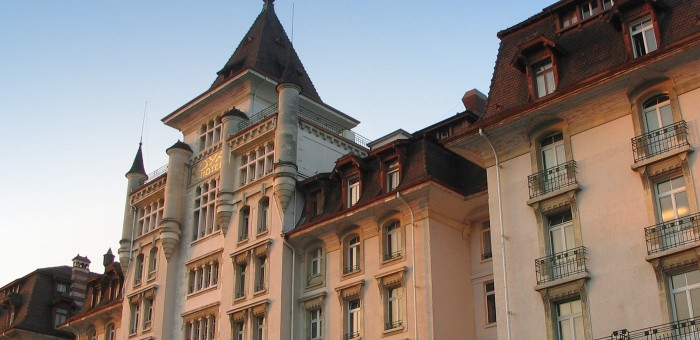 Hotel Royal Savoy – Sterne-Luxus in Lausanne (CH)
