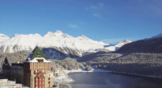 Badrutt's Palace Hotel – 5-Sterne-Luxus in St. Moritz (CH)